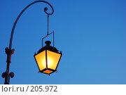 Купить «Фонарь», фото № 205972, снято 16 февраля 2008 г. (c) Марина Дмитриевых / Фотобанк Лори