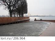Купить «Васильевский остров», фото № 206964, снято 6 февраля 2008 г. (c) Parmenov Pavel / Фотобанк Лори