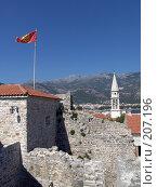 Купить «Будва. Черногория», фото № 207196, снято 16 сентября 2007 г. (c) УНА / Фотобанк Лори