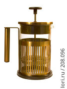 Золотой чайник. Стоковое фото, фотограф Алексей Камалдинов / Фотобанк Лори