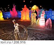 Купить «Город из леденцов», фото № 208916, снято 7 января 2006 г. (c) Марина / Фотобанк Лори