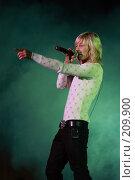 Купить «Дмитрий Бикбаев», фото № 209900, снято 24 февраля 2008 г. (c) Илья Малышев / Фотобанк Лори