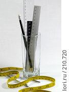Купить «Линейки», фото № 210720, снято 21 февраля 2008 г. (c) Елена Жучкова / Фотобанк Лори