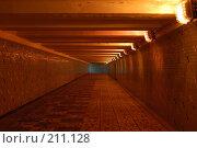Купить «Подземный переход», фото № 211128, снято 12 мая 2005 г. (c) Елена Прокопова / Фотобанк Лори