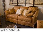 Купить «Классическая мебель в классической обстановке», фото № 212196, снято 15 июля 2018 г. (c) Баевский Дмитрий / Фотобанк Лори