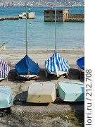 Купить «Яхты на стоянке», фото № 212708, снято 28 февраля 2008 г. (c) Федор Королевский / Фотобанк Лори
