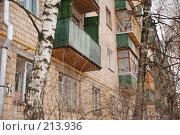 Купить «Дом», фото № 213936, снято 2 марта 2008 г. (c) Лифанцева Елена / Фотобанк Лори