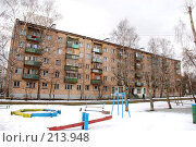 Купить «Дом», фото № 213948, снято 2 марта 2008 г. (c) Лифанцева Елена / Фотобанк Лори