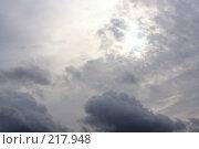 Купить «Небо», фото № 217948, снято 27 февраля 2020 г. (c) ElenArt / Фотобанк Лори