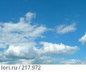 Купить «Небо», фото № 217972, снято 27 февраля 2020 г. (c) ElenArt / Фотобанк Лори