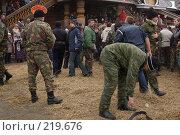 Купить «После драки», фото № 219676, снято 7 марта 2008 г. (c) Елена Прокопова / Фотобанк Лори
