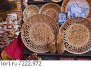 Купить «Великий Новгород. Сувенирный лоток.», фото № 222972, снято 6 января 2008 г. (c) Роман Коротаев / Фотобанк Лори