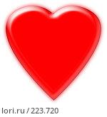Сердце. Стоковая иллюстрация, иллюстратор Шемякин Евгений / Фотобанк Лори