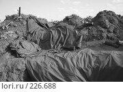 Купить «Военный натюрморт», фото № 226688, снято 23 июня 2007 г. (c) Мария Малиновская / Фотобанк Лори