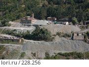 Купить «Щебеночный завод. Отвалы и заводские строения», фото № 228256, снято 19 августа 2007 г. (c) Harry / Фотобанк Лори