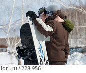 Купить «Поцелуй», фото № 228956, снято 21 марта 2008 г. (c) Талдыкин Юрий / Фотобанк Лори