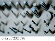 Купить «Сверла и фрезы маленькие», фото № 232096, снято 25 декабря 2007 г. (c) Виноградов Илья Владимирович / Фотобанк Лори