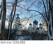 Купить «Боголюбовский женский монастырь», фото № 233092, снято 21 марта 2008 г. (c) Яков Филимонов / Фотобанк Лори