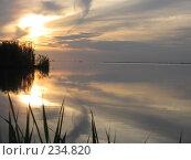 Купить «Закат», фото № 234820, снято 29 июля 2006 г. (c) Мещенко Олег / Фотобанк Лори