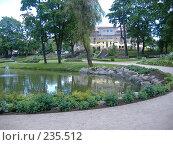 Латвия, город Цесис, парк (2007 год). Стоковое фото, фотограф maruta bekina / Фотобанк Лори