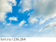 Купить «Небо», фото № 236264, снято 25 сентября 2007 г. (c) Валерия Потапова / Фотобанк Лори