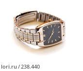 Купить «Наручные часы», фото № 238440, снято 23 января 2019 г. (c) Шемякин Евгений / Фотобанк Лори