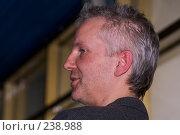 Купить «Василий Стрельникв, vj», фото № 238988, снято 15 августа 2018 г. (c) Андрей Старостин / Фотобанк Лори