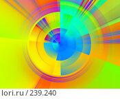 Купить «Разноцветный фон», иллюстрация № 239240 (c) ElenArt / Фотобанк Лори