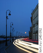 Купить «Огни вечернего Питера», фото № 240092, снято 2 сентября 2007 г. (c) Марченко Дмитрий / Фотобанк Лори