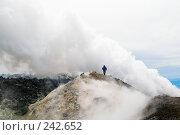 Купить «Камчатка. На вершине Авачинского вулкана», фото № 242652, снято 5 августа 2007 г. (c) Николай Коржов / Фотобанк Лори