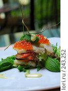 Купить «Блюдо из морепродуктов», фото № 243252, снято 25 июля 2007 г. (c) Илья Лиманов / Фотобанк Лори