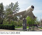 Купить «МиГ-17», фото № 243484, снято 17 мая 2007 г. (c) RuS / Фотобанк Лори