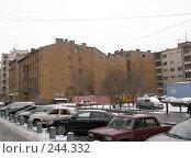 Купить «Город», фото № 244332, снято 1 марта 2008 г. (c) Бяков Вячеслав / Фотобанк Лори