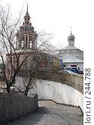 Купить «Музейный комплекс в Зарядье», фото № 244788, снято 4 апреля 2008 г. (c) Parmenov Pavel / Фотобанк Лори