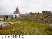 Купить «Кузнецкая крепость, Новокузнецк», фото № 246112, снято 8 октября 2005 г. (c) Андрей Доронченко / Фотобанк Лори