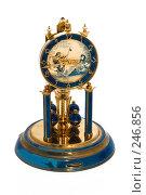 Купить «Старинные часы на подставке», фото № 246856, снято 18 января 2008 г. (c) Александр Телеснюк / Фотобанк Лори