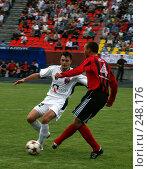 Купить «И это все футбол...», фото № 248176, снято 27 августа 2005 г. (c) Борис Ганцелевич / Фотобанк Лори