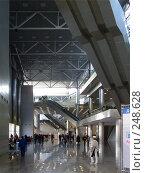 Купить «Крокус-экспо_интерьер», фото № 248628, снято 29 марта 2008 г. (c) Андрей Никитин / Фотобанк Лори