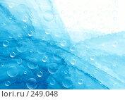Купить «Пузырьки в воде», иллюстрация № 249048 (c) ElenArt / Фотобанк Лори