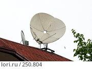 Купить «Самая параболическая антенна», фото № 250804, снято 5 июля 2020 г. (c) Мирсалихов Баходир / Фотобанк Лори