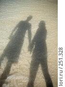 Купить «Двое», фото № 251328, снято 9 февраля 2008 г. (c) Коваленко Ирина / Фотобанк Лори