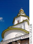 Купить «Истра. Надвратная церковь Входа Господня в Иерусалим.», фото № 253236, снято 29 марта 2008 г. (c) Julia Nelson / Фотобанк Лори