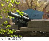 Купить «Гаубица», фото № 253764, снято 16 апреля 2008 г. (c) RuS / Фотобанк Лори