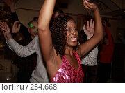 Купить «Улыбающаяся кубинка», эксклюзивное фото № 254668, снято 7 марта 2008 г. (c) Виктор Тараканов / Фотобанк Лори