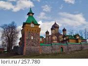 Купить «Эстония. Пюхтицкий Успенский женский монастырь», фото № 257780, снято 19 апреля 2008 г. (c) Игорь Соколов / Фотобанк Лори