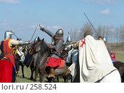 Купить «Битва», фото № 258524, снято 20 апреля 2008 г. (c) Александр Буровцев / Фотобанк Лори