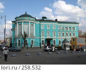 Купить «Государственная картинная галерея», фото № 258532, снято 6 апреля 2008 г. (c) Михаил Феоктистов / Фотобанк Лори