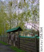 Купить «На родине С. Есенина. Константиново, Рязанская область.», фото № 258564, снято 18 апреля 2008 г. (c) УНА / Фотобанк Лори