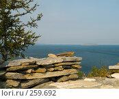 Купить «Озеро Байкал», фото № 259692, снято 4 сентября 2007 г. (c) Andrey M / Фотобанк Лори