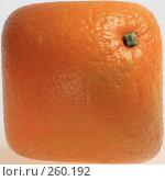 Купить «Апельсиновый куб», эксклюзивное фото № 260192, снято 23 января 2008 г. (c) Виктор Тараканов / Фотобанк Лори